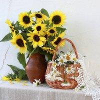 Цветы  для  Галины :: Наталья Казанцева
