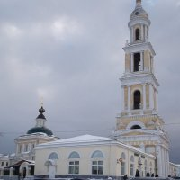Храм :: Svetlana Lyaxovich