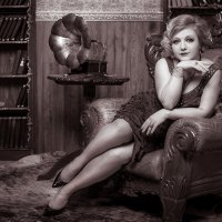 слушая старую пластинку :: Татьяна Исаева-Каштанова