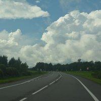 Дороги-дороги :: Светлана Ларионова