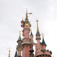 Замок в Диснейленде :: Фотограф в Париже, Франции Наталья Ильина