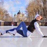 Лёд :: Маргарита Готье