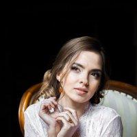 Потрясающая съемка утра невесты Виктории в будуарном стиле :: Юлия Горбунова
