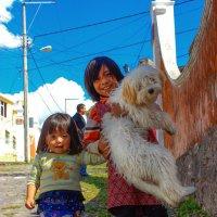 Девчонки из Окотлана, Мексика :: Elena Spezia