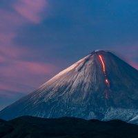 Огонь на закате :: Денис Будьков