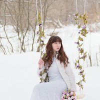 Невеста. :: Сергей Гутерман