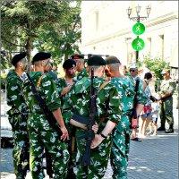 Севастополь. Зелёные человечки в городе... :: Кай-8 (Ярослав) Забелин