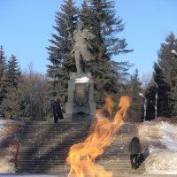 27 февраля - День памяти Александра Матросова... :: Владимир Павлов