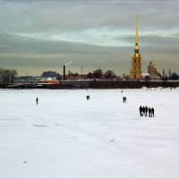 У крепости :: Aнна Зарубина