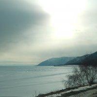 Байкал зимой :: Оксана Тарасенко