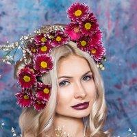 Девушка Весна :: Виктория Андреева