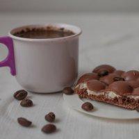 Кофе—брейк :: Наталья Крылова