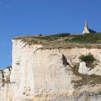 Церковь на скале :: Фотограф в Париже, Франции Наталья Ильина