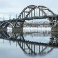 Зеркальный мост :: Горелов Дмитрий