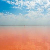 Розовое озеро :: Ильсур Латыпов