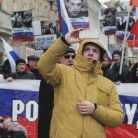 Марш памяти Б. Немцова... :: Фёдор Куракин