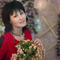 Счастливая мама :) :: Райская птица Бородина