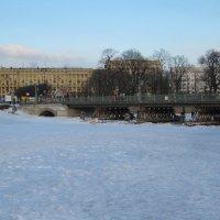Деревянный мост :: Вера Щукина