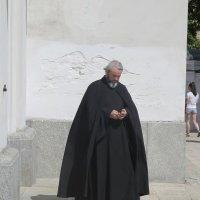 В монастыре :: Inna Vicente Rivas