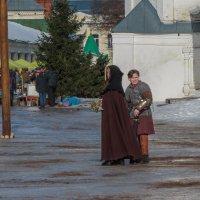 На площади Суздаля :: Сергей Цветков