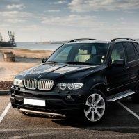 BMW X5 e53 :: Илья Танаев