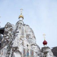 Пещерный храм. с.Костомарово :: Наталья Шелыганова