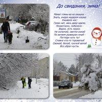 Провожаю зиму! :: Татьяна Смоляниченко