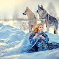 Ледяное царство :: Анжелика Денисова