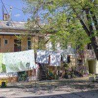 Одесские дворики. :: Вахтанг Хантадзе