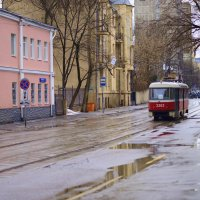 Москва ул Гиляровского :: Юрий Бичеров