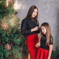 Дарина и Алиса :: Мария Дергунова