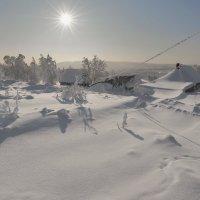 зимний полдень :: дмитрий посохин