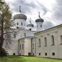 Юрьевский монастырь. Великий Новгород :: Наталья