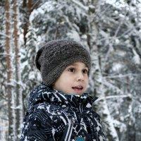 Последний день зимы :: Елена Киричек
