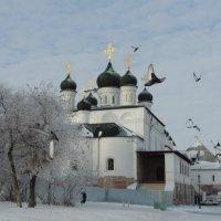 Троицкий собор Астраханского кремля :: Евгения Чередниченко