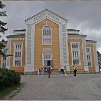 Деревянная церковь в Керимяки :: Вера
