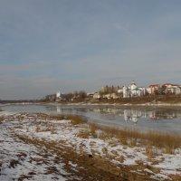 Последний день зимы в Полоцке!!! :: Андрей Буховецкий