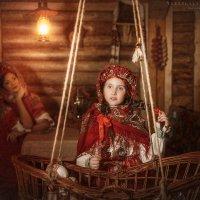 детство :: Ярослава Бакуняева