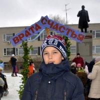 ВРАТА СЧАСТЬЯ... :: Дмитрий Петренко