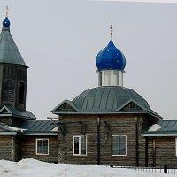 Деревенская церковь :: Наталья Петровна Власова