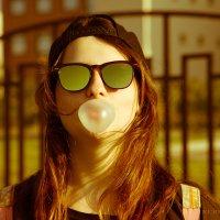 Bubble Gum :: Ксения Курилина