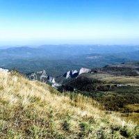 В горах, осеннею порой :: Сергей Анатольевич
