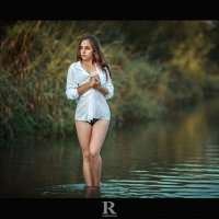 Lady in the Water :: Руслан-Оксана Романчук