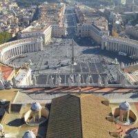 Ватикан. Вид с куполов. :: Александр Винников