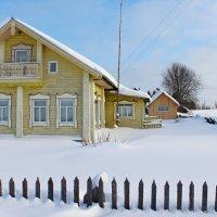 Домик в деревне :: Иван Клещин