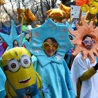 Весенний карнавал-1 :: Семён Пензев