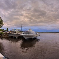 Смена погоды на Ладоге :: Константин