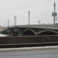 Благовещенский мост :: Маера Урусова