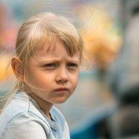 Детская серьёзность. :: Андрей Климов