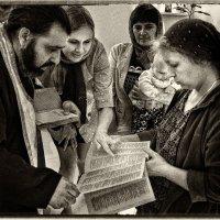 ВЫбор крестильного имени :: Владимир Дядьков